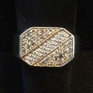 💎Mens Genuine Diamond Ring💎